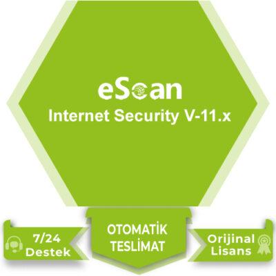 eScan Internet Security V-11x
