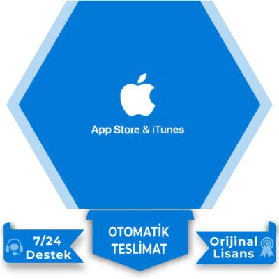 App Store Hediye Kartı