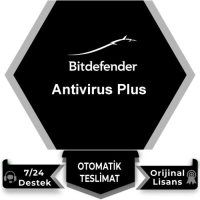 Bitdefender Antivirüs Plus