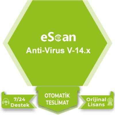 eScan Antivirus v14.x