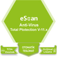 eScan Anti-Virus with Total Protection V-11.x