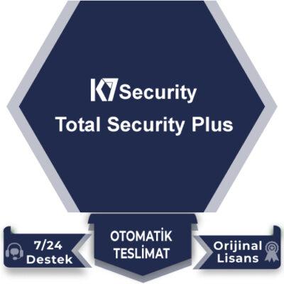 K7 Total Security Plus