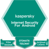 Kaspersky İnternet Security For Android