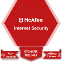 Mcafee İnternet Security