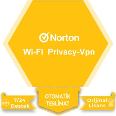 Norton Wi-Fi Privacy - VPN