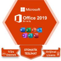 Office 2019 Ev ve İş