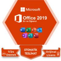 Office 2019 Ev ve Öğrenci