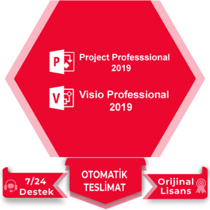 Project 2019 Visio 2019