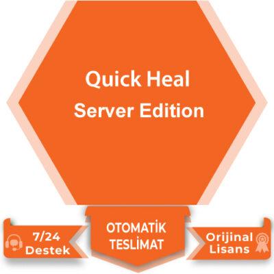 Qick Heal Server Edition
