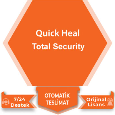 Qick Heal Total Security