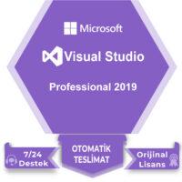Visual Studio Professional 2019