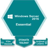 Windows Server 2016 Essential