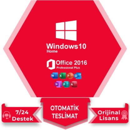 Windows 10 Home 2016 Professional Plus