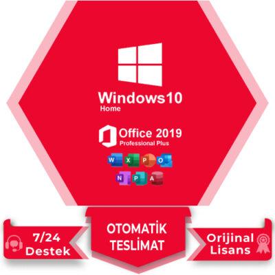 Windows 10 Home 2019 Professional Plus