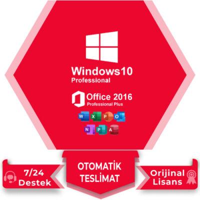 Windows 10 Professional 2016 Professional Plus