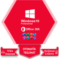 Windows 10 Professional Office 365